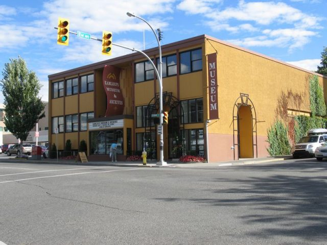 Kamloops Museum And Archives
