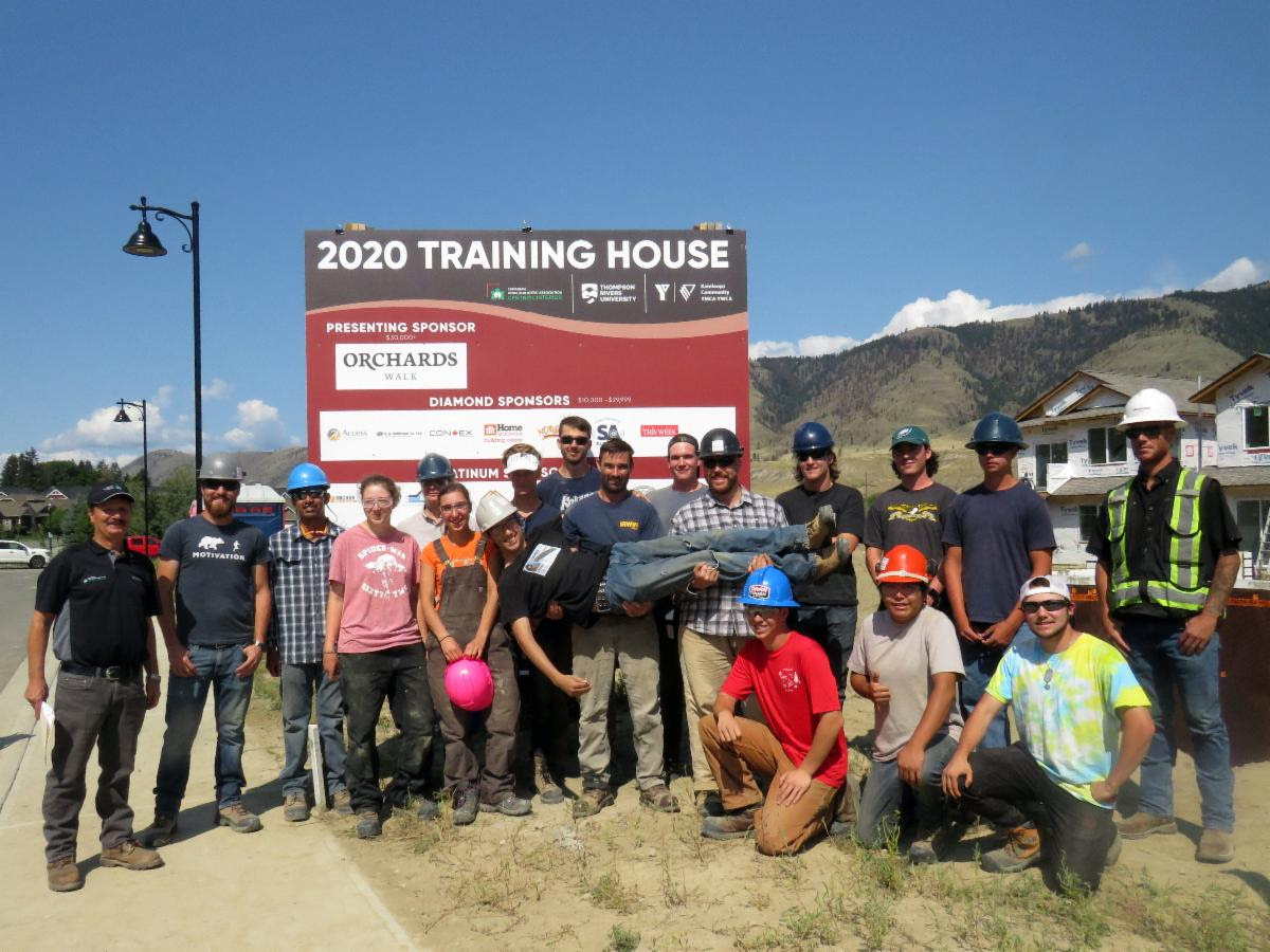 CHBACI and TRU Celebrate the 30th Anniversary of the Training House Partnership