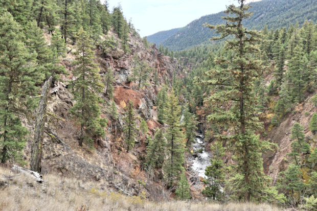 Watching Tranquille – Kamloops Trails